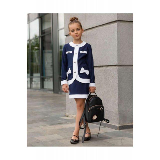 Школьный костюм для девочки sh-15