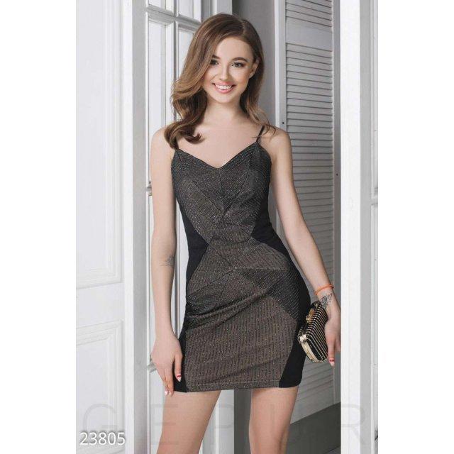 Безупречное мини-платье (23805)
