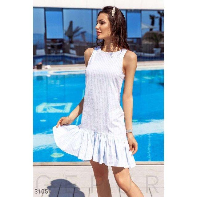 Воздушное летнее платье (31051)