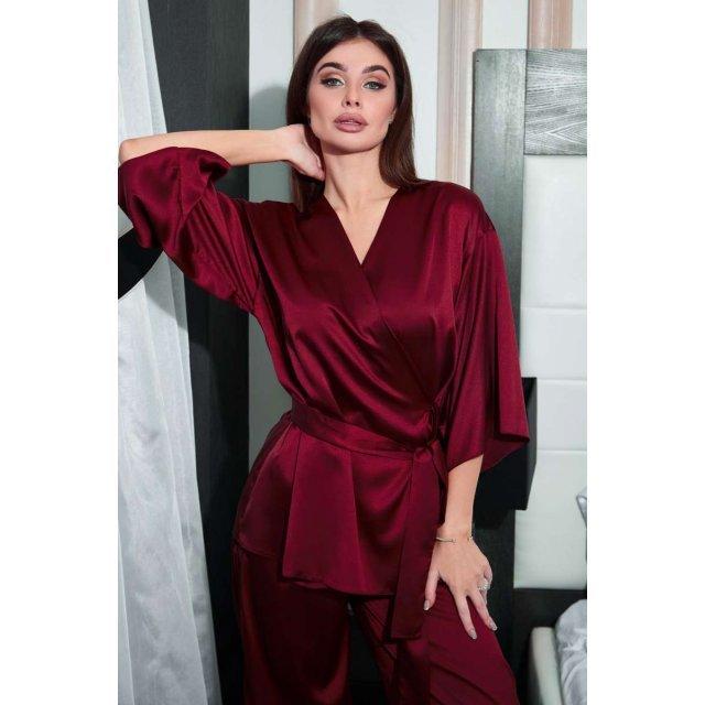 Пижама Лионе винный (Пижама Лионе винный)