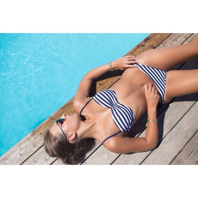 18031-1 Купальник Aquamarine