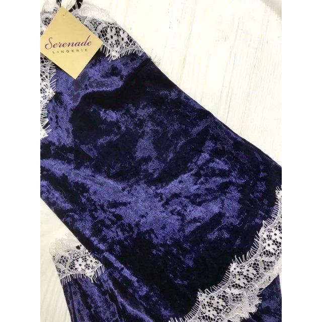 5004 Пижама с штанами velur Serenade
