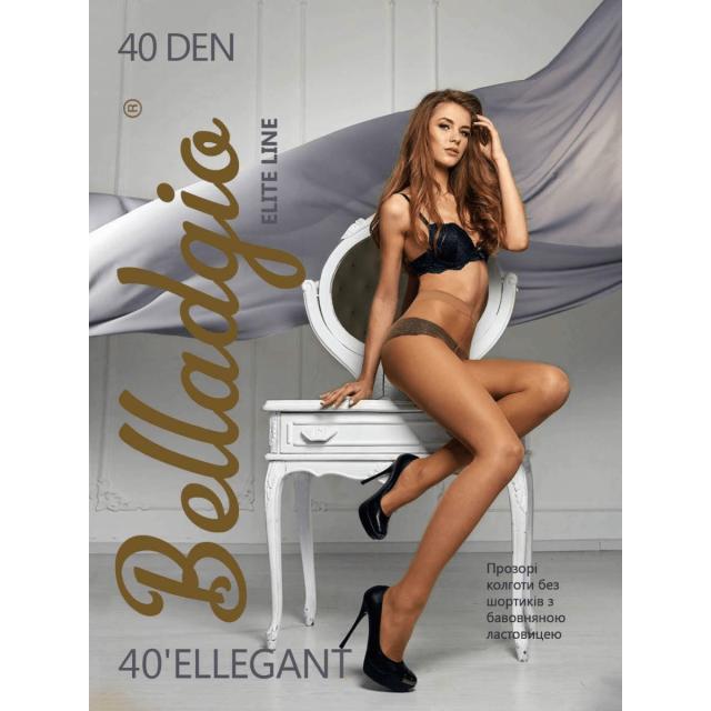 Ellegant 40 den Belladgio