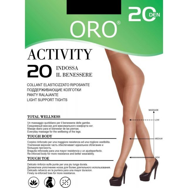 Activity 20 den Oro