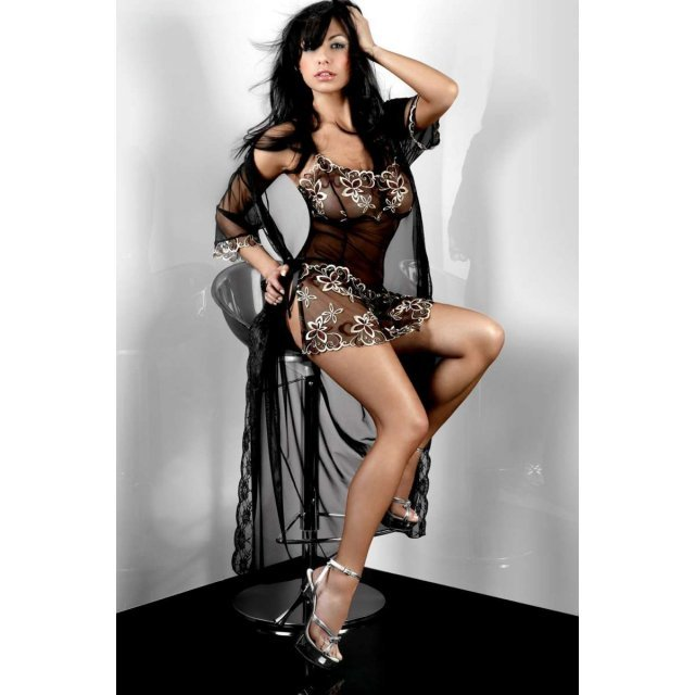 Hera Dressing Gown Livia Corsetti Fashion