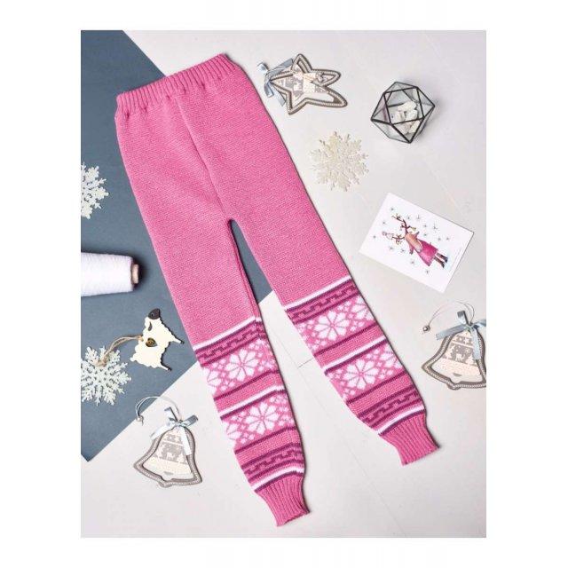 Гамаши Мечта, розовый